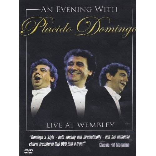 Placido Domingo - An Evening With Placido Domingo - Preis vom 17.04.2021 04:51:59 h