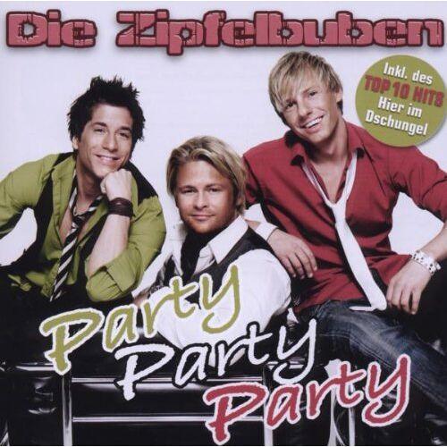 die Zipfelbuben - Party Party Party - Preis vom 12.05.2021 04:50:50 h