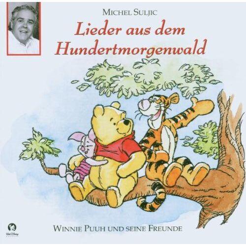 Michel Suljic - Lieder Aus Dem Hundertmorgenwald - Preis vom 28.02.2021 06:03:40 h