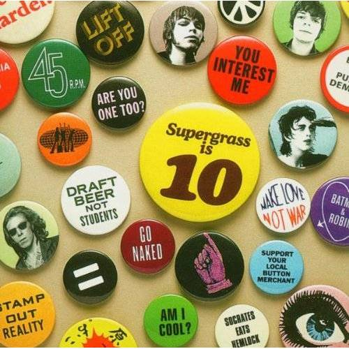 Supergrass - Supergrass Is 10: the Best of - Preis vom 17.04.2021 04:51:59 h