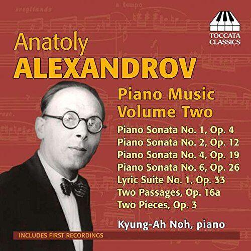 Kyung-Ah Noh - Klaviermusik Vol.2 - Preis vom 28.03.2020 05:56:53 h