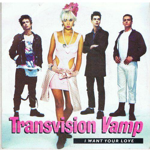 Transvision Vamp - I Want Your Love - Transvision Vamp 7 45 - Preis vom 11.05.2021 04:49:30 h