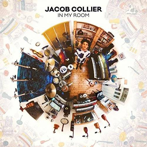 Jacob Collier - In My Room - Preis vom 22.01.2021 05:57:24 h