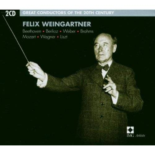 Felix Weingartner - Great Conductors of the 20th Century - Felix Weingartner - Preis vom 20.10.2020 04:55:35 h