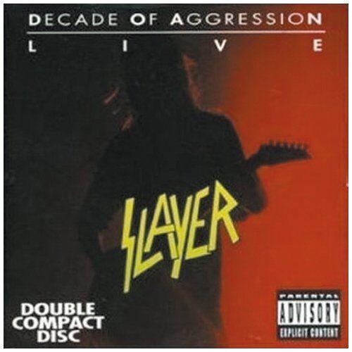 Slayer - Live Decade of Aggression - Preis vom 22.10.2020 04:52:23 h