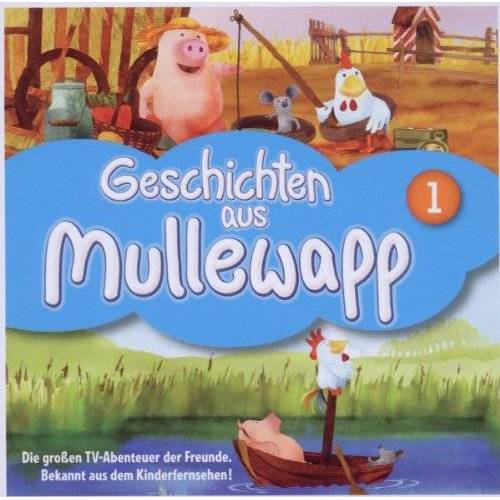 Mullewapp - (1)Hsp Z.TV-Serie-Geschichten aus Mullewapp - Preis vom 14.04.2021 04:53:30 h