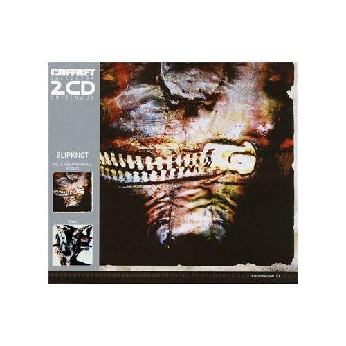 Slipknot - Vol.3 (the Subliminal Verses)/Iowa - Preis vom 10.05.2021 04:48:42 h