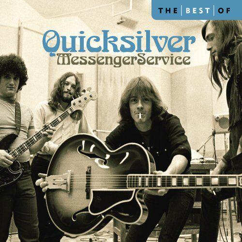 Quicksilver Messenger Service - Best of Quicksilver Messenger - Preis vom 22.01.2020 06:01:29 h