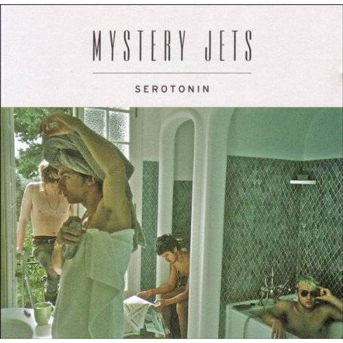 Mystery Jets - Serotonin - Preis vom 11.05.2021 04:49:30 h