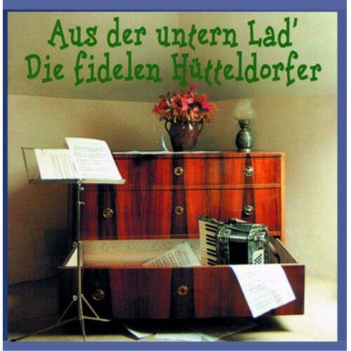 Die fidelen Hütteldorfer - Aus der untern Lad´ - Preis vom 17.04.2021 04:51:59 h