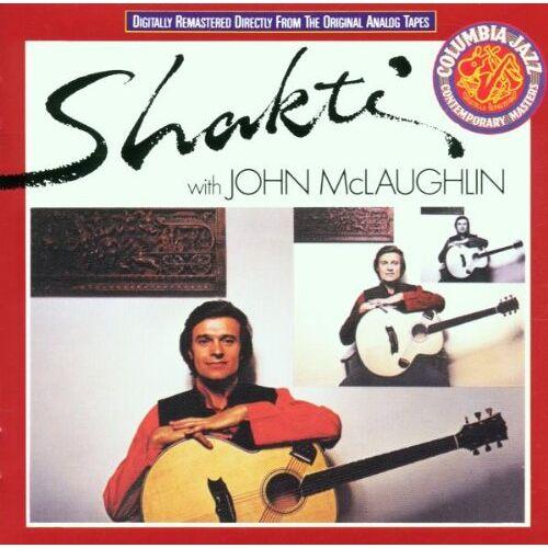 Shakti - Shakti With John Mclaughlin - Preis vom 14.04.2021 04:53:30 h