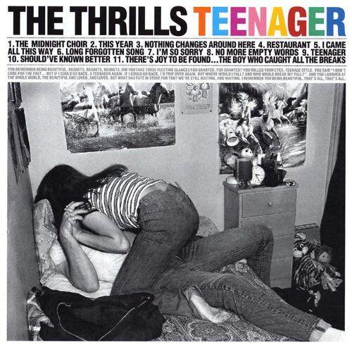 The Thrills - Teenager - Preis vom 01.03.2021 06:00:22 h