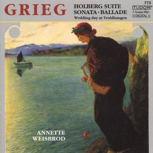 Annette Weisbrod - Klavierwerke - Preis vom 18.10.2020 04:52:00 h