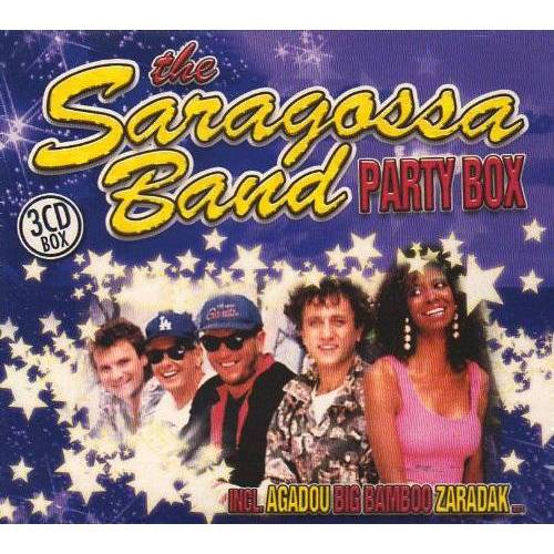 Saragossa Band - Saragossa Party Power - Preis vom 18.04.2021 04:52:10 h