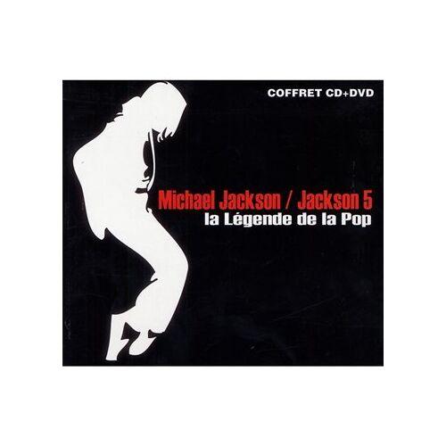 Jackson La Legende la Pop [+Bonus Dvd] - Preis vom 20.10.2020 04:55:35 h