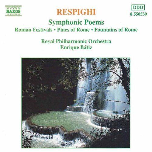 Enrique Batiz - Sinfonische Dichtungen - Preis vom 27.02.2021 06:04:24 h