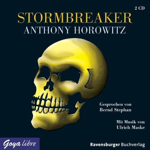 Anthony Horowitz - Stormbreaker. CD - Preis vom 18.04.2021 04:52:10 h