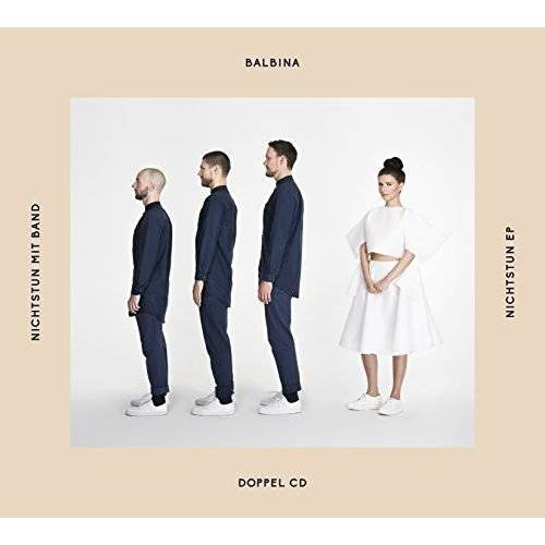 Balbina - Nichtstun mit Band (Live) - Preis vom 16.01.2021 06:04:45 h
