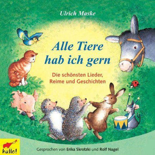 Ulrich Maske - Alle Tiere Hab Ich Gern - Preis vom 07.03.2021 06:00:26 h