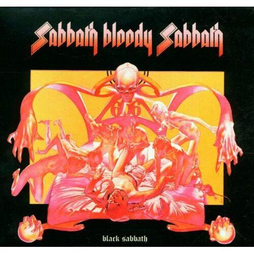 Black Sabbath - Sabbath Bloody Sabbath-Miniat - Preis vom 18.04.2021 04:52:10 h