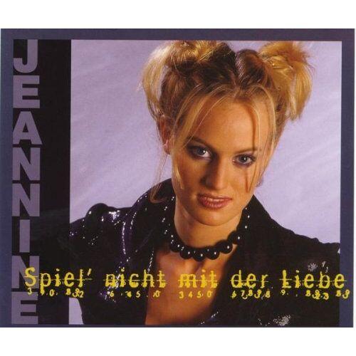 Jeannine - Spiel Nicht mit der Liebe - Preis vom 08.05.2021 04:52:27 h