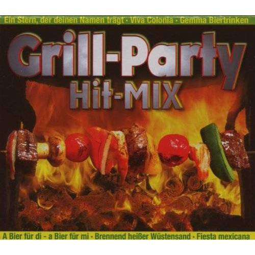 Various - Grill Party Hit-Mix - Preis vom 06.09.2020 04:54:28 h
