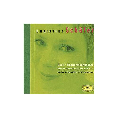 Christine Schäfer - Hochzeitskantaten BWV 202 - Preis vom 22.01.2021 05:57:24 h