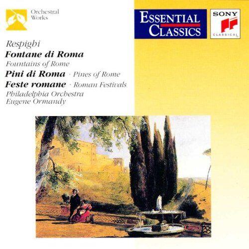 Eugene Ormandy - Die Brunnen Von Rom - Preis vom 15.04.2021 04:51:42 h