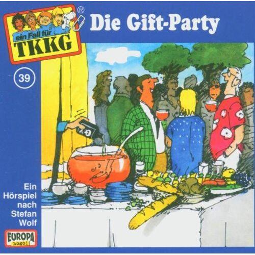Tkkg 39 - 039/die Gift-Party - Preis vom 09.04.2021 04:50:04 h