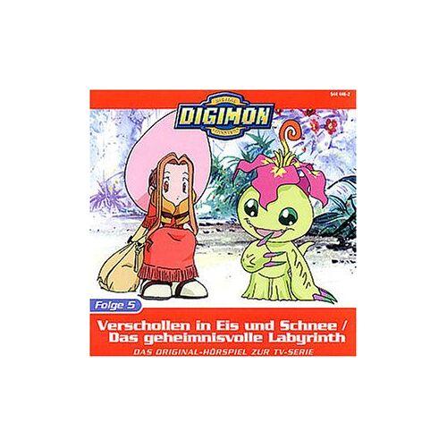 Digimon - Folge 5: Verschollen in Eis und Schnee - Preis vom 06.05.2021 04:54:26 h