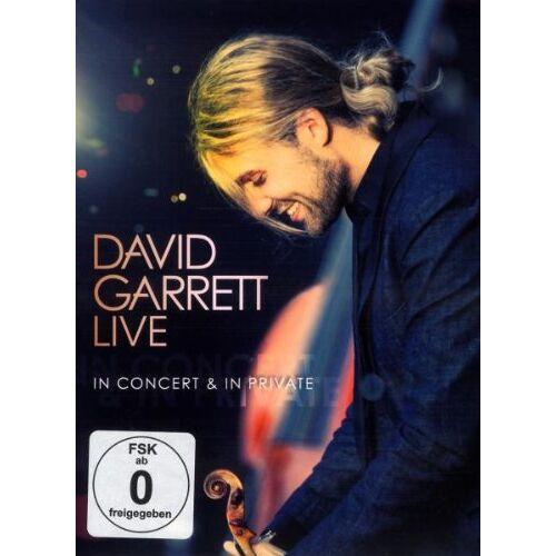 David Garrett - David Garrett Live - In Concert & in Private - Preis vom 28.02.2021 06:03:40 h