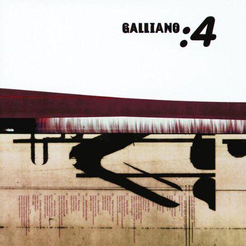 Galliano - Four - Preis vom 26.02.2021 06:01:53 h