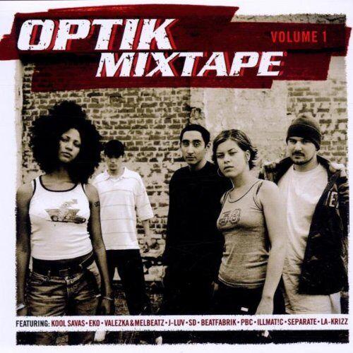 Optik Crew - Optik Mixtape - Preis vom 16.05.2021 04:43:40 h