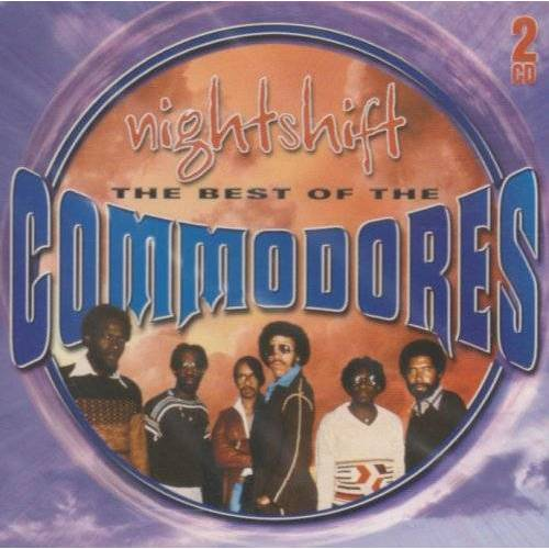Commodores - Nightshift: The best of the Commodores - Preis vom 04.10.2020 04:46:22 h