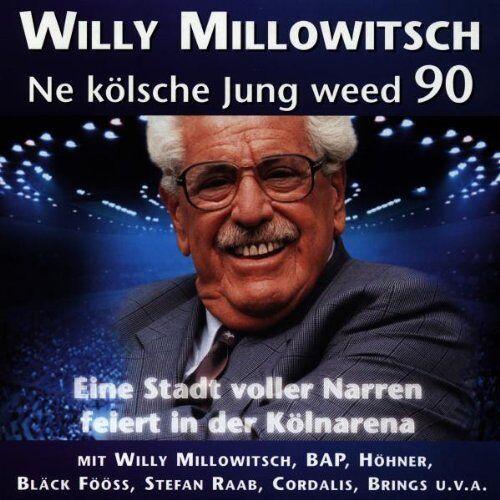 Various - Ne Koelsche Jung Weed 90 - Preis vom 15.05.2021 04:43:31 h