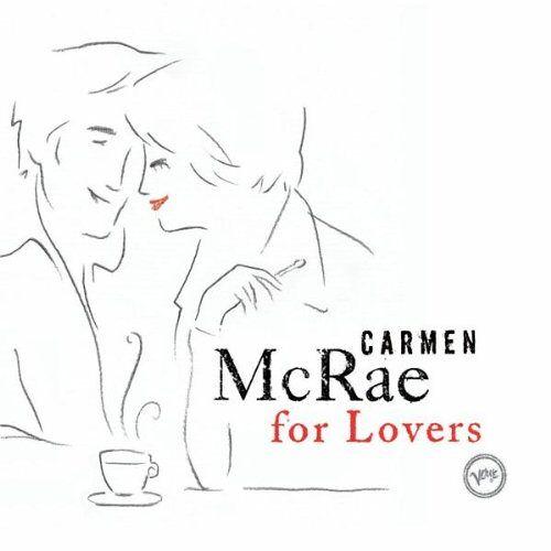 Carmen Mcrae - Carmen for Lovers - Preis vom 20.10.2020 04:55:35 h