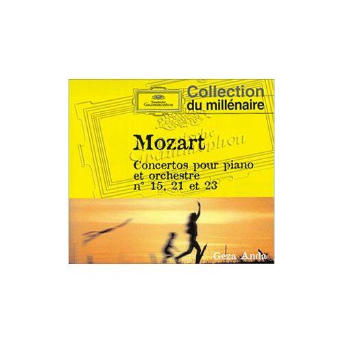 Geza Anda - Mozart/Conc.Piano 450+467+488 - Preis vom 09.04.2021 04:50:04 h