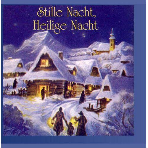 Eggenberger Gitarrenquartett - Grazer Turmbläser - Stille Nacht, heilige Nacht - Preis vom 03.12.2020 05:57:36 h