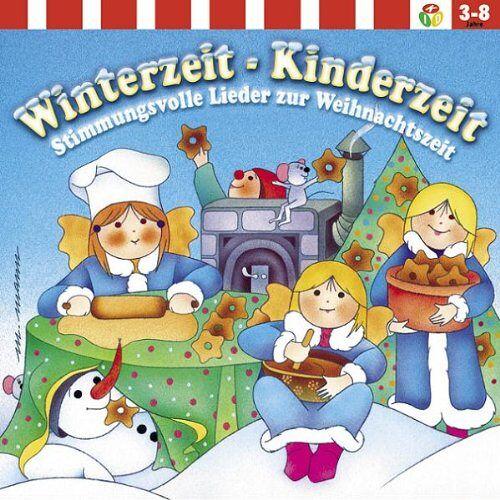 Iris und die Rainbow Kids - Winterzeit - Kinderzeit - Preis vom 26.02.2021 06:01:53 h