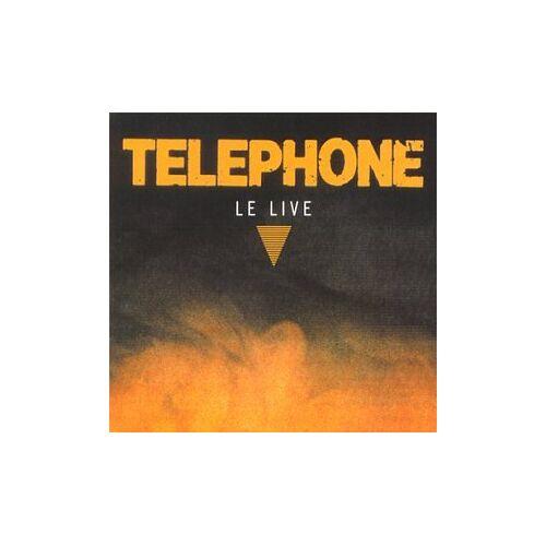 Telephone - Le Live - Preis vom 03.06.2020 05:03:07 h