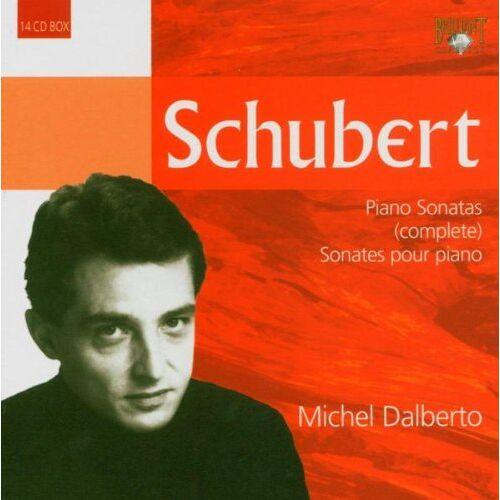 Michel Dalberto - Schubert: Piano Sonatas Comple - Preis vom 20.10.2020 04:55:35 h