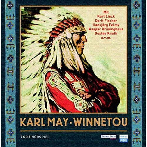 Karl May - Winnetou: Hörspiel - Preis vom 20.10.2020 04:55:35 h