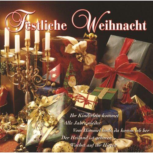 Various - Festliche Weihnacht - Preis vom 07.05.2021 04:52:30 h