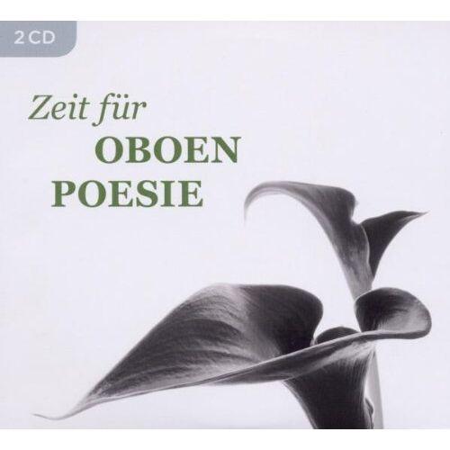 Pierre Pierot - Zeit für Oboenpoesie - Preis vom 03.05.2021 04:57:00 h