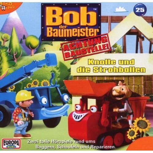 Bob der Baumeister - 25/Knolle Und Die Strohballen - Preis vom 09.04.2021 04:50:04 h