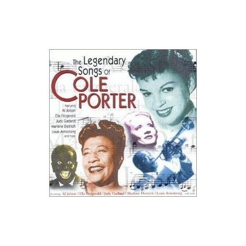 Legendary Songs of Cole Por - Legendary Songs of Cole Porter - Preis vom 18.01.2021 06:04:29 h