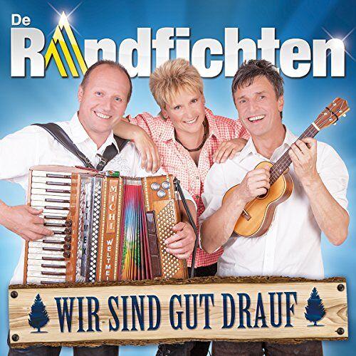 de Randfichten - Wir Sind Gut Drauf - Preis vom 20.10.2020 04:55:35 h