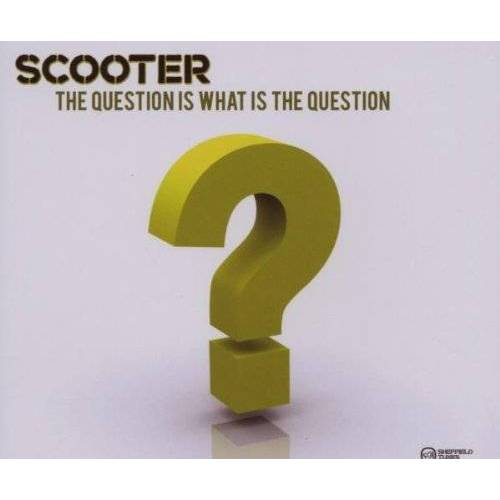 Scooter - The Question Is What Is The Question - Preis vom 20.10.2020 04:55:35 h