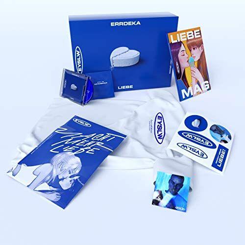 Errdeka - Liebe (Ltd. Fanbox) - Preis vom 04.10.2020 04:46:22 h