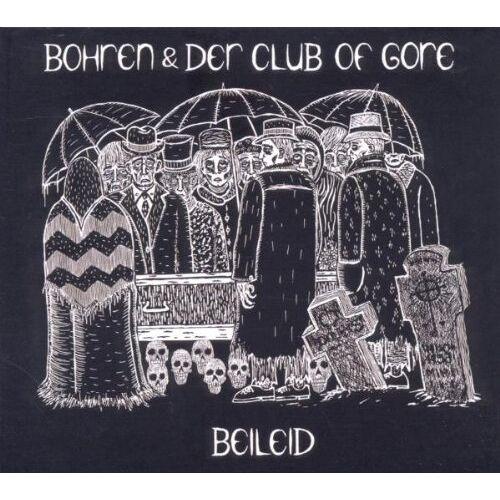 Bohren & der Club of Gore - Beileid - Preis vom 15.04.2021 04:51:42 h